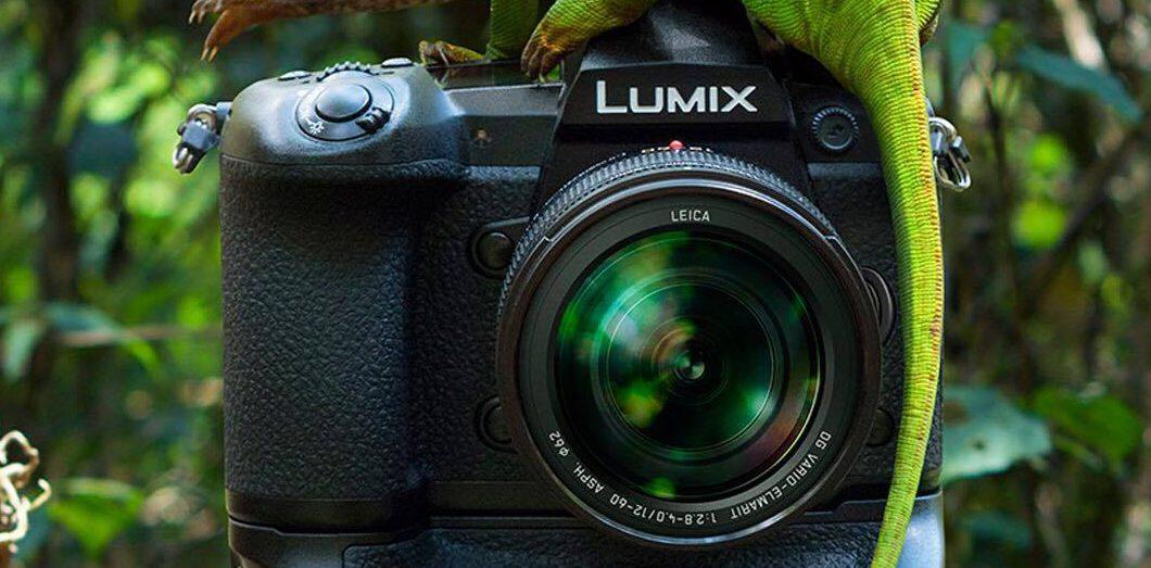 Introducing the Lumix G9
